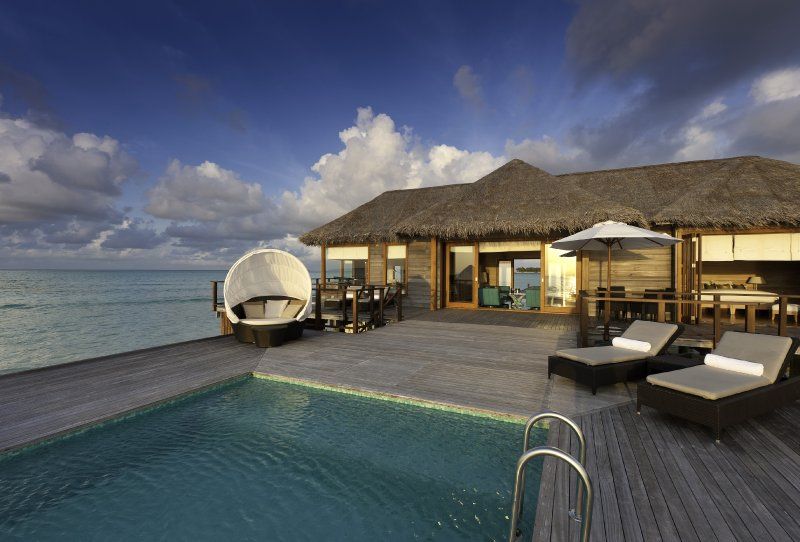 Conrad maldives rangali island for Hotel conrad maldives rangali island resort