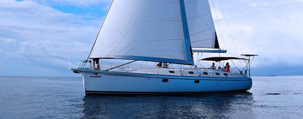 Sailing yacht Elieser